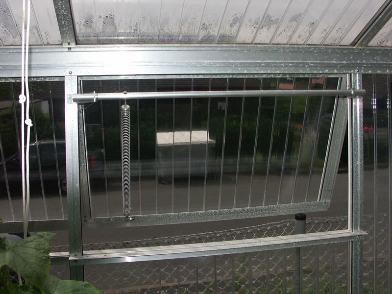 Isotherm Lüftautomat