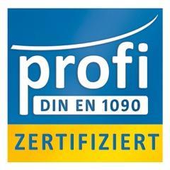 Zertifiziert DIN EN 1990