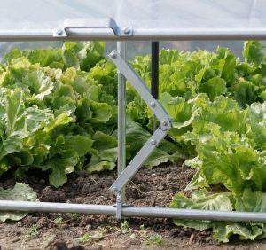 Gartenhaube GH100-175 aus Stahl