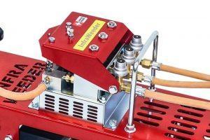 Infraweeder Master 510R Detail - Zündsicherung