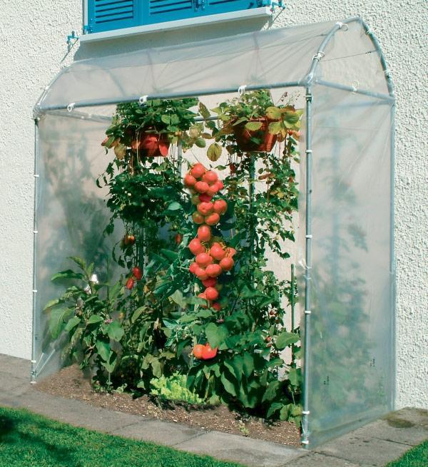 Tomatenhaus TH 80-150 Stahl